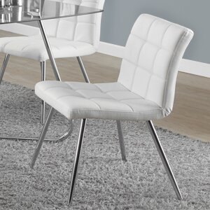 Amber Upholstered Dining Chair (Set of 2)