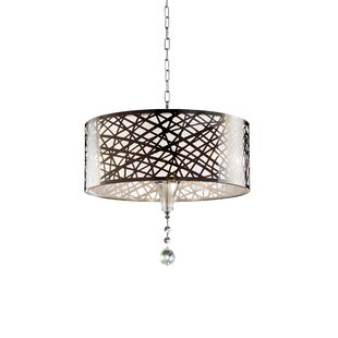 Everly Quinn Neely 5-Light Pendant