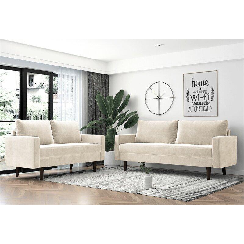 Coast2Coast HH Configurable Living Room Set & Reviews | Wayfair