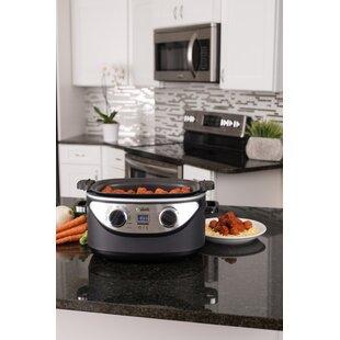 6-Qt. Pro Plus Multi-Cooker