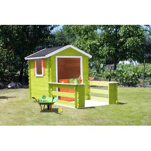 Nielson Playhouse By Freeport Park