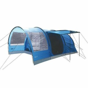 Wroblewski Tunnel Family 4 Person Tent With Carry Bag By Sol 72 Outdoor