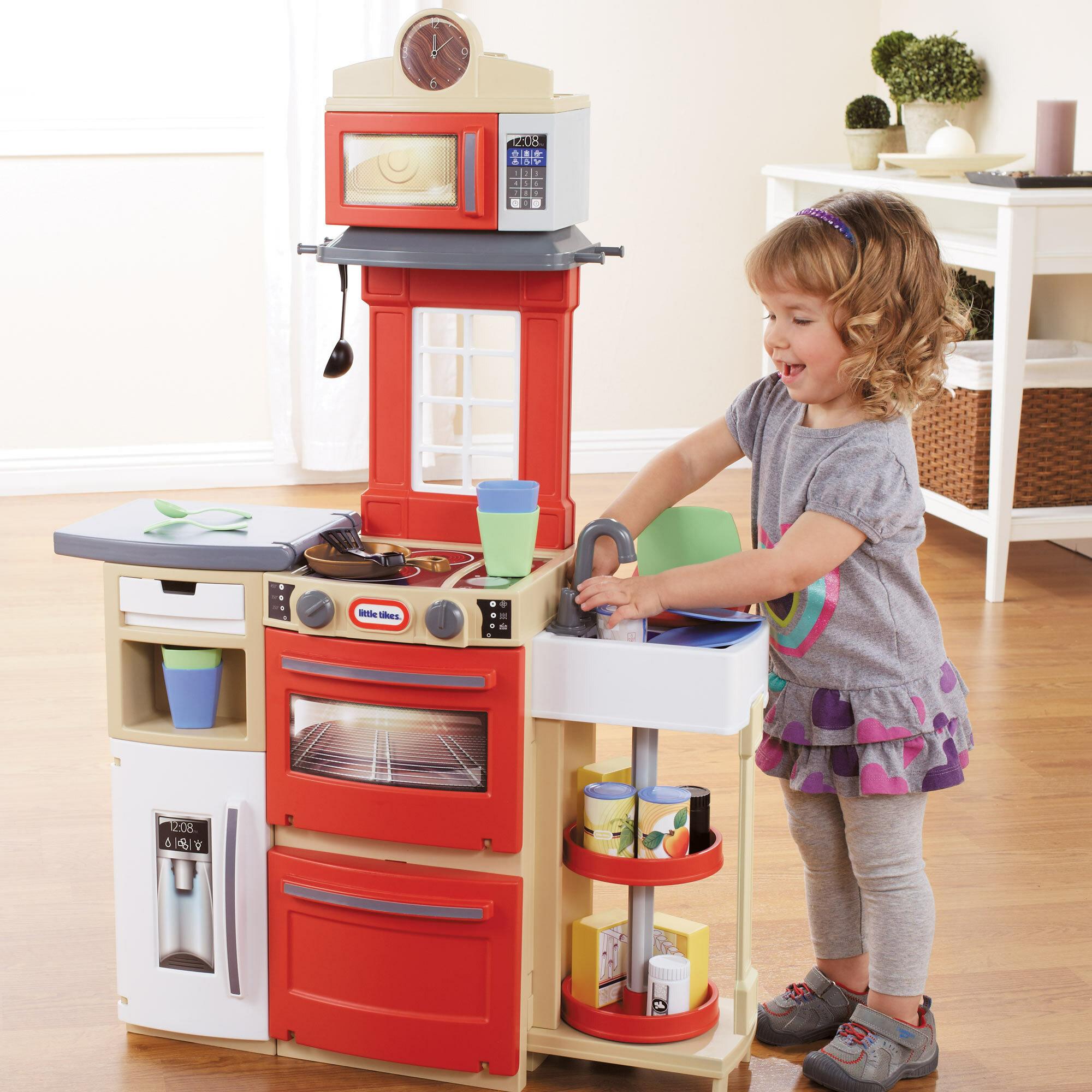 Little Tikes Cook N Kitchen Set