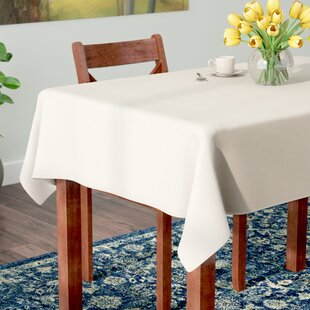 Orwell Satin Band Cotton Tablecloth