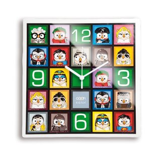 Wall Clock by Egan