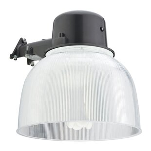 Dusk to Dawn Outdoor Security Flood Light by Lithonia Lighting