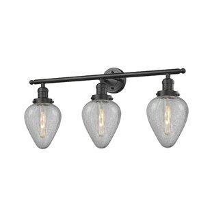 Brayden Studio Bontrager 3-Light Vanity Light