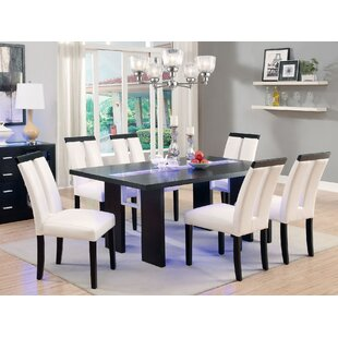 Luminate Upholstered Dining Chair (Set of..
