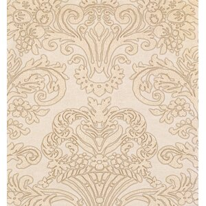 Discount damask prepasted 33 39 l x 20 5 w wallpaper roll for Cheap wallpaper rolls