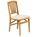 Tasmin Upholstered Dining Chair (Set of 2) by Charlton Home®