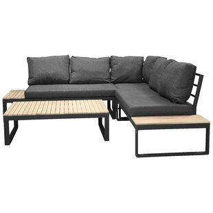 Navya 5 Corner Sofa Set By Sol 72 Outdoor