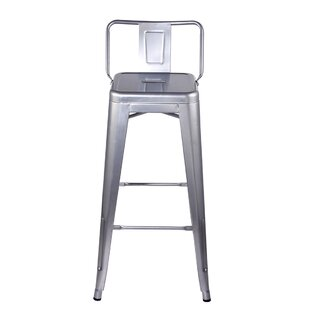Check Prices Jay 30 Bar Stool by 17 Stories Reviews (2019) & Buyer's Guide