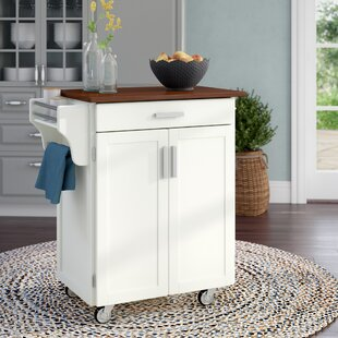 Savorey Kitchen Cart August Grove