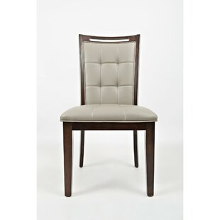Ahumada Tufted Upholstered Dining Chair (Set of 2) DarHome Co
