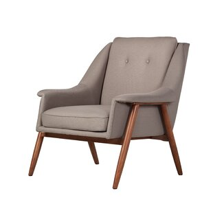 Larson Lounge Chair by Design Tree Home Great price