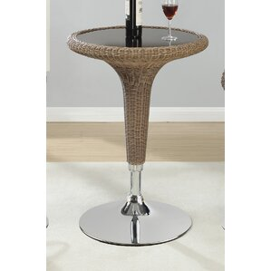 Skye Bar Table by World Menagerie