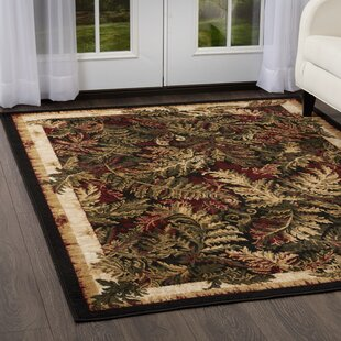 Tropical Leaf Rug Wayfair
