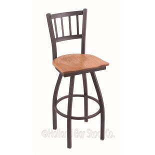 Nicolai 25 Swivel Bar Stool
