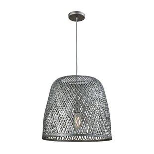 stylist asian ceiling light fixtures. Rothbury 1 Light Mini Pendant Wicker Rattan  Wayfair