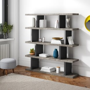Tall Wide 172cm Standard Bookcase By Ebern Designs