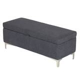 Derrion Upholstered Storage Bench by Ebern Designs