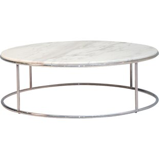 MarbleGraniteTop Coffee Tables Youll Love Wayfair