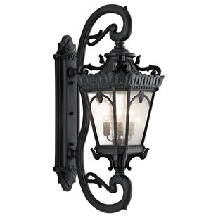 Guzzi 5-Light Outdoor Sconce By Fleur De Lis Living Outdoor Lighting