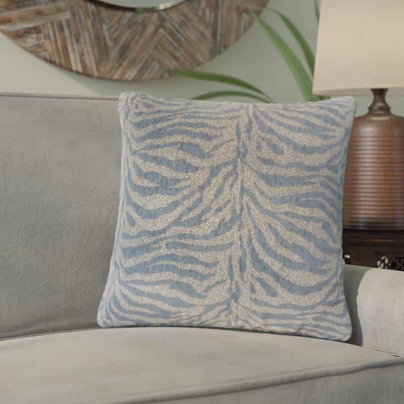 Port Laguerre Animal Print Throw Pillow