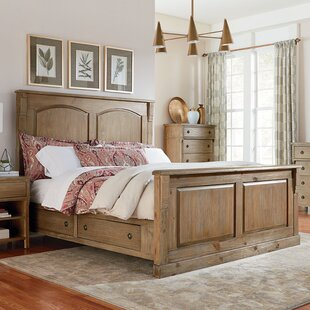 Bargain Grimaud Panel Bed by Lark Manor Reviews (2019) & Buyer's Guide