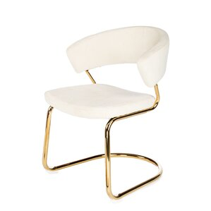 Brandie Cream Dining Chair (Set of 2) by Statements by J