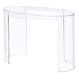 Orren Ellis Mccarron Oval Console Table
