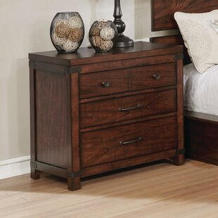 3 Drawer Nightstand by Scott Living