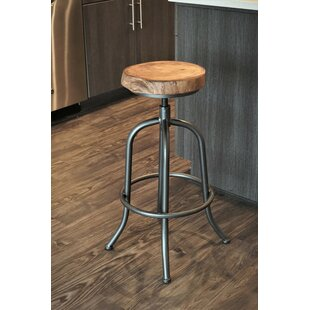 Top Reviews Ilsa 28 Swivel Bar Stool (Set of 2) by Millwood Pines Reviews (2019) & Buyer's Guide