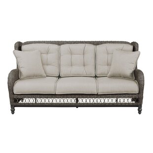 Dogwood Sofa With Cushions by Paula Deen Home Best #1