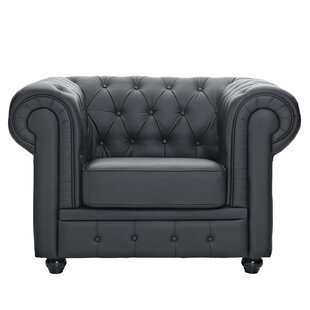Modway Chestfield Chesterfield Chair