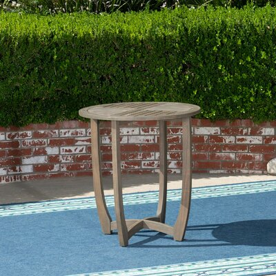 Rodarte Solid Wood Bistro Table by Bungalow Rose Cheap