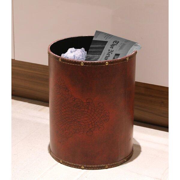 Beautiful Wood Waste Basket Wayfair