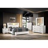 Jemeisha Platform 6 Piece Bedroom Set by Orren Ellis