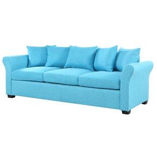 Andover Mills Fyffe Linen Sofa