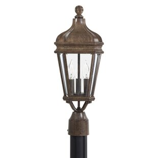 Harrison Outdoor 3-Light Lantern Head By Great Outdoors by Minka Outdoor Lighting