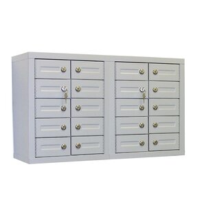 Symple Stuff Whaley Locking Storage Cabinet