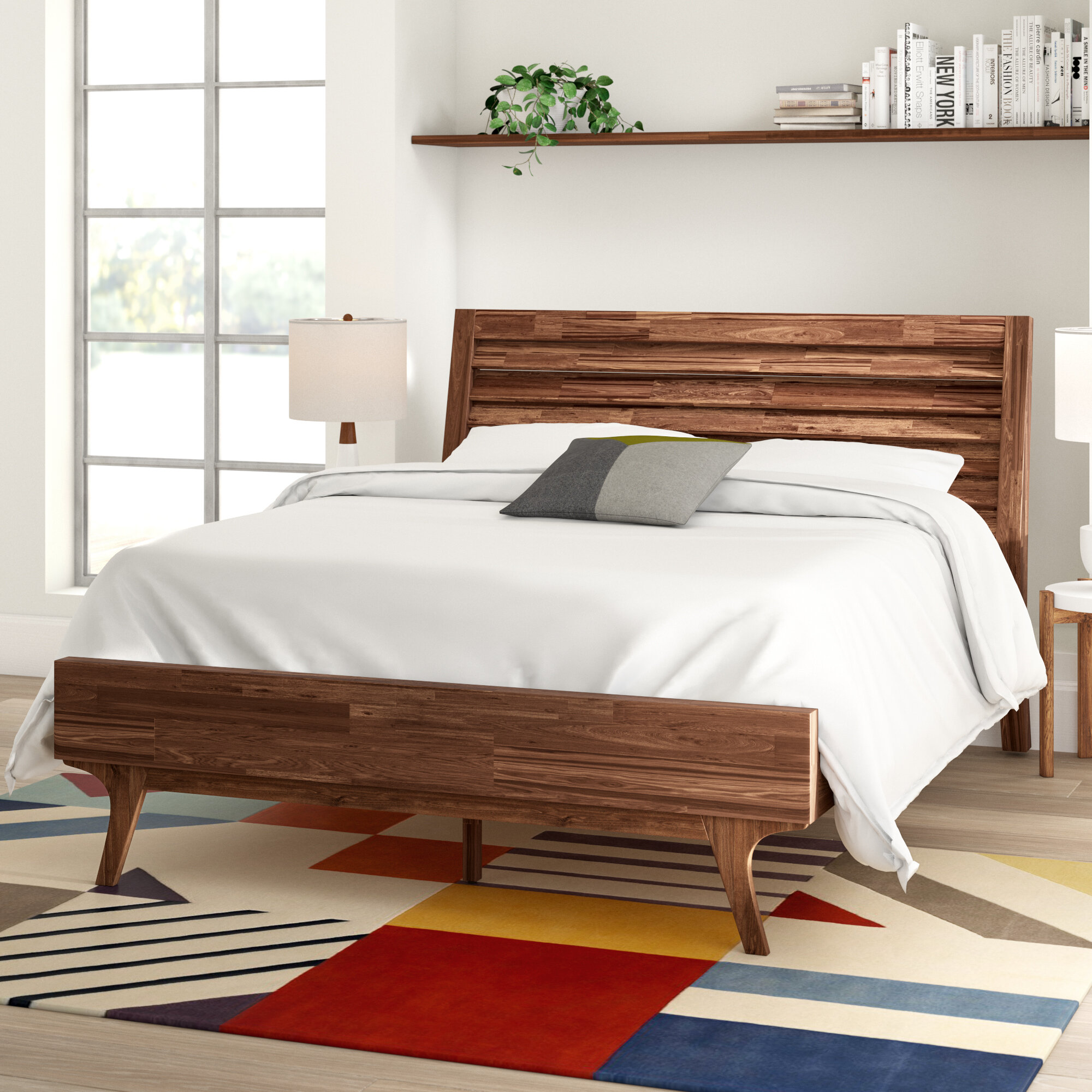 Adelaide Queen Platform Bed