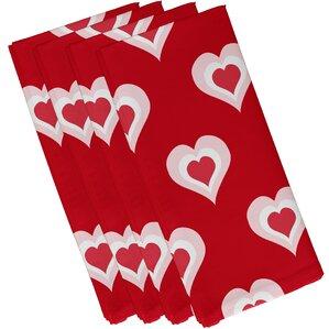Valentineu0027s Day Napkin (Set ...