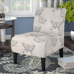 Andover Mills Libertyville Lily Slipper Chair