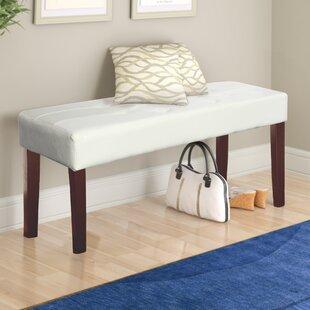 Rooker Upholstered Bench by Red Barrel Studio