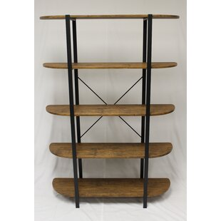 Savings Pippa 5 Tier Etagere Bookcase By Ebern Designs