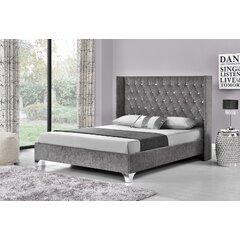 Phenomenal Diamante Bed Wayfair Co Uk Dailytribune Chair Design For Home Dailytribuneorg