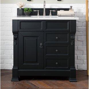 Bedrock 36 Single Bathroom Vanity Set by Darby Home Co