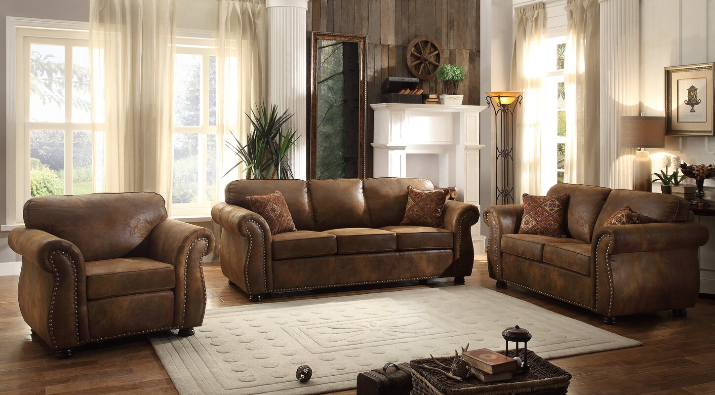 Lovely ... Rustic Living Room Sets; SKU: LOON2123. Default_name