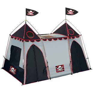 Pirate Hide-Away Play Tent with Carrying Bag